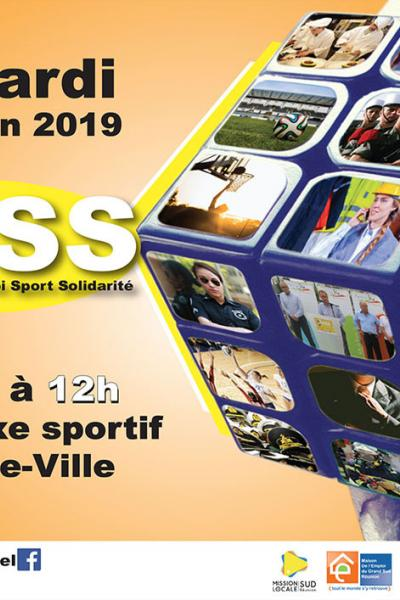 IESS 2019 Initiative Emploi Sport Solidarité